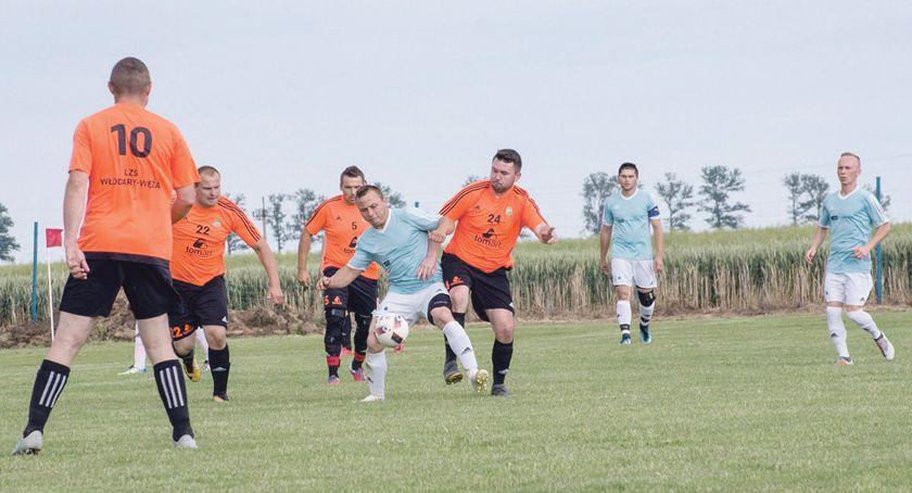 Piłka nożna, Włodary Węża wicemistrzem - zdjęcie, fotografia