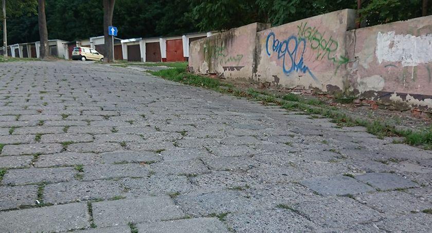 Interwencje, Słowiańska zapomniane miejsce - zdjęcie, fotografia