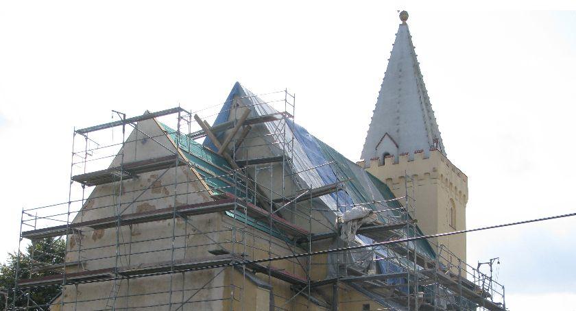 Kościół, Kościół odzyskuje - zdjęcie, fotografia