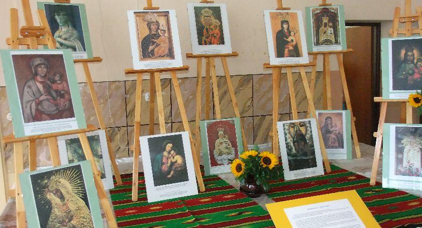 Kościół, Madonn Kresowych Wójcicach - zdjęcie, fotografia