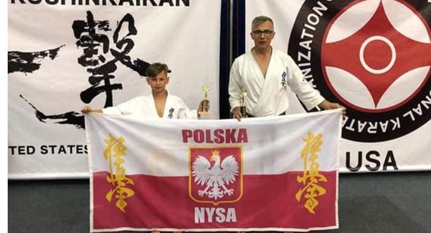 Sztuki walki, Nyscy karatecy Nowym Jorku - zdjęcie, fotografia