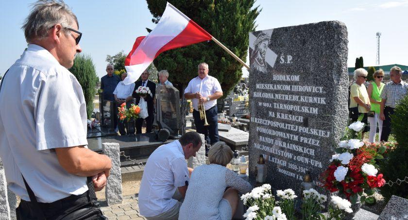 Historie wojenne, Korfantów Polaków pomordowanych przez banderowców - zdjęcie, fotografia