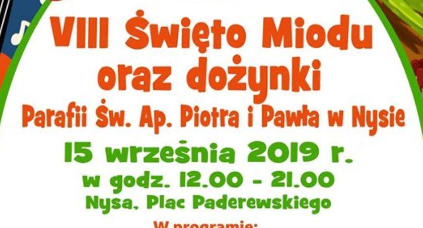Koncerty, Święto Miodu Nysie - zdjęcie, fotografia