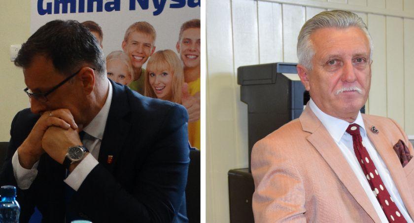 Burmistrz, Kolbiarz odwołał Biłobrana chorobowym - zdjęcie, fotografia