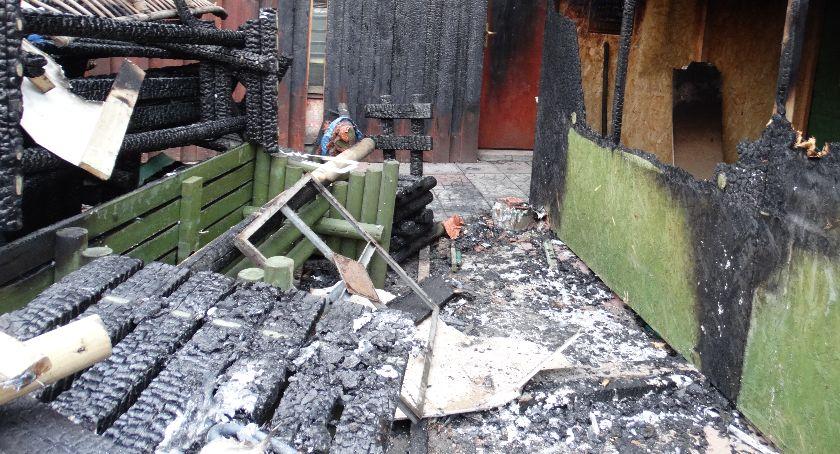 Straż pożarna , Zatrzymano piromana - zdjęcie, fotografia