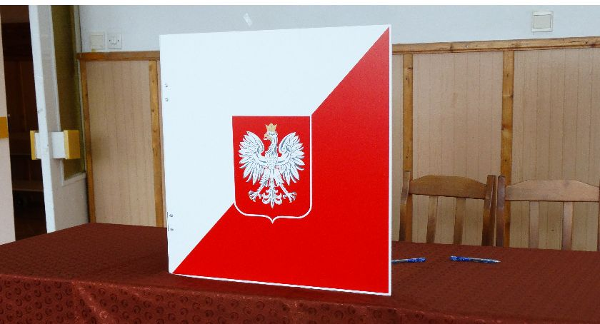 Polityka, Powiat Nyski głosowały gminy - zdjęcie, fotografia
