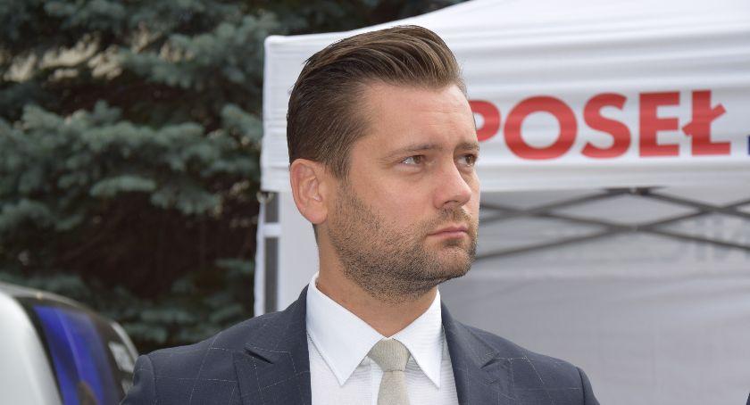 Polityka, Tylko Kamil Bortniczuk Sejmie - zdjęcie, fotografia