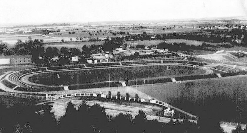 Piłka nożna, Stadion Miejski developera - zdjęcie, fotografia