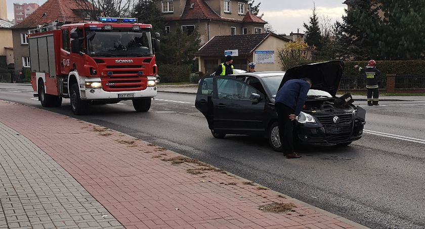 Wypadki, Wypadek Mickiewicza - zdjęcie, fotografia