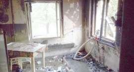 Zginęła w pożarze domu