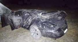 Kierowca pił, pasażer zginął