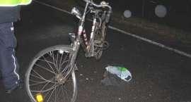 Śmierć rowerzysty