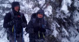 500 km pieszo po górach