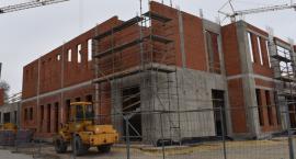 Centrum Integracji i Rehabilitacji w trakcie realizacji