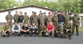 Łambinowice: Pracowali wspólnie z żołnierzami