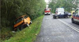 Ranny kierowca i pasażer