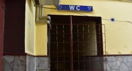 Dworzec doczeka się toalet