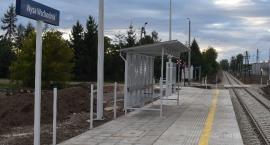 Przystanek kolejowy w przyszłym roku