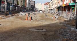 Trwa remont śródmieścia