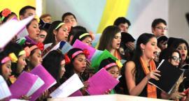 Chór i orkiestra z Boliwii w Nysie
