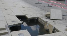 Kiedy naprawią fontannę?