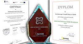 Nagroda dla Powiatowego Urzędu Pracy