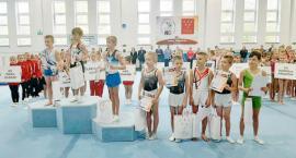 Pięć medali nyskiej gimnastyki