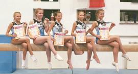 Brąz nyskich gimnastyczek