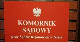 Nyski komornik zarobił 650 tys. zł