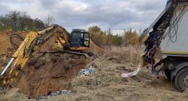 Chcieli zakopać tony nielegalnych odpadów