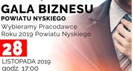 Gala Biznesu Powiatu Nyskiego 2019