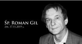 Odszedł Roman Gil
