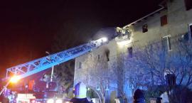 Pożar w Nadziejowie. Nie żyją dwie osoby