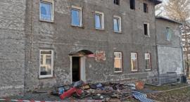 Pożar w Nadziejowie. Dramatyczna akcja ratunkowa