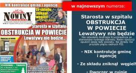 """Najnowszy numer """"Nowin Nyskich"""" już w sprzedaży"""