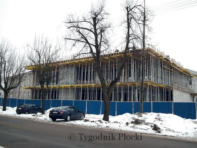 Sierpc - powiat sierpecki, dużych inwestycji - zdjęcie, fotografia