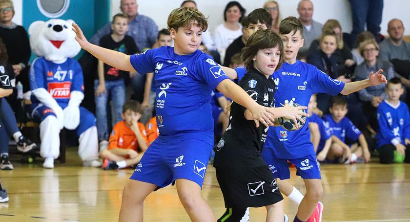Piłka ręczna, Wszyscy dostali nagrody czyli Orlen Handball [ZDJĘCIA] - zdjęcie, fotografia