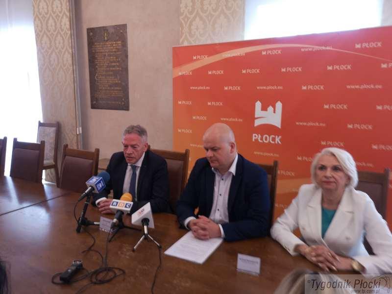 Aktualności, Nowakowski żadnych konkretnych działań sprawie rozbudowy ulicy Wyszogrodzkiej - zdjęcie, fotografia