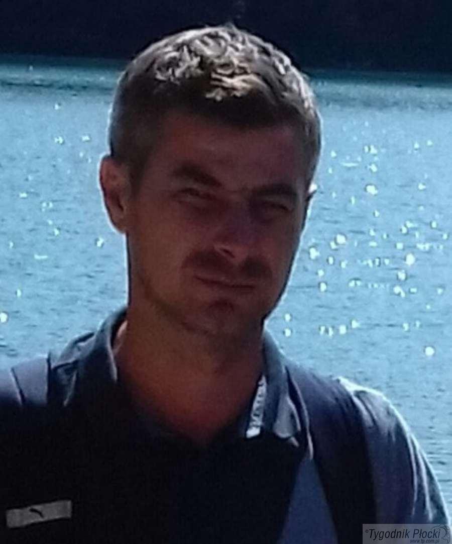 Osoby poszukiwane, Zaginął kierowca ciężarówki Jarosław Wasiński - zdjęcie, fotografia