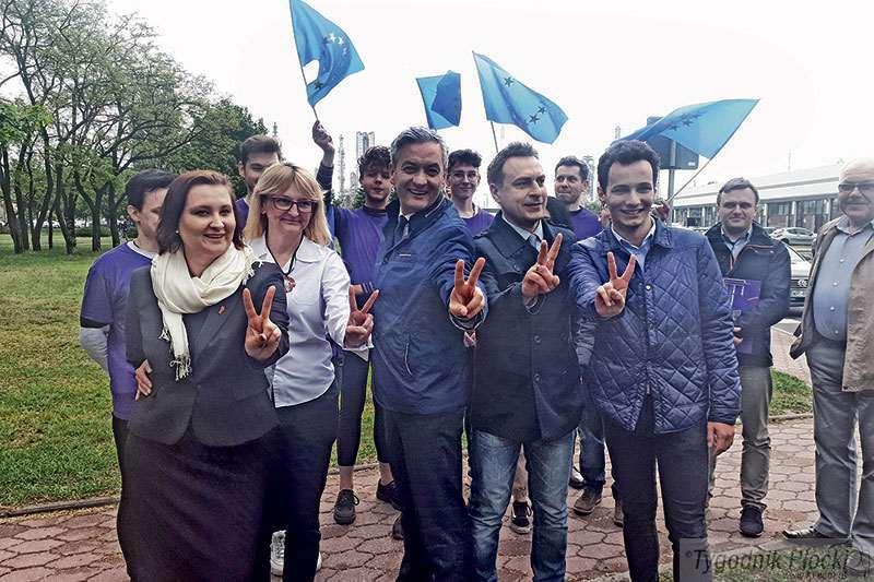 Wybory, Wiosna - zdjęcie, fotografia