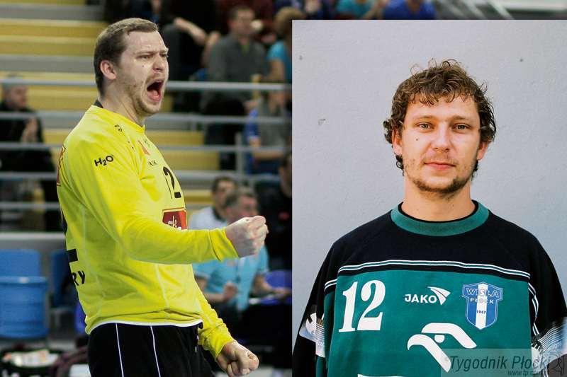 Piłka ręczna, Marcin Wichary rozgrywa ostatnie mecze - zdjęcie, fotografia