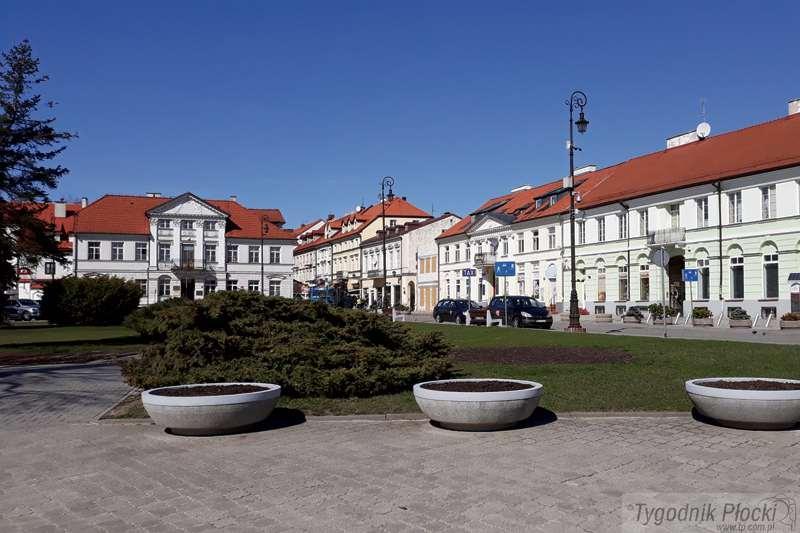 Gospodarka, Projekt przebudowy placu Narutowicza - zdjęcie, fotografia