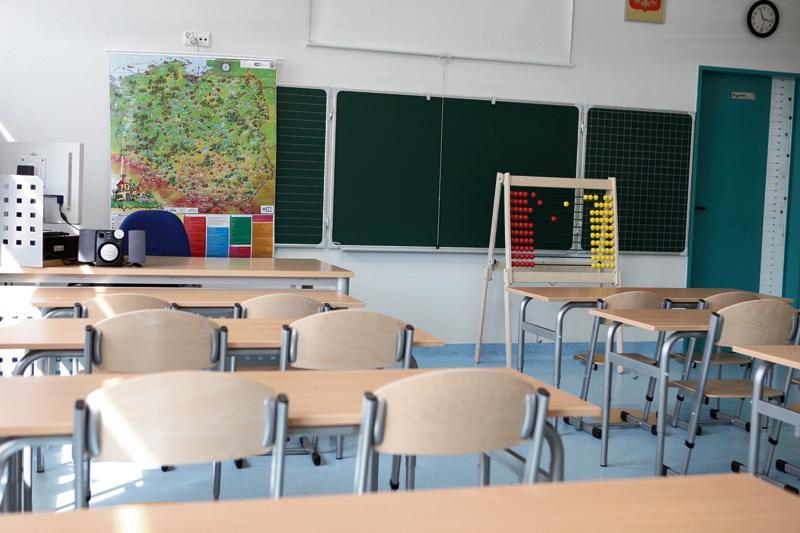 Temat numeru, Wszystkie płockie szkoły zdecydowały strajk kwietnia - zdjęcie, fotografia