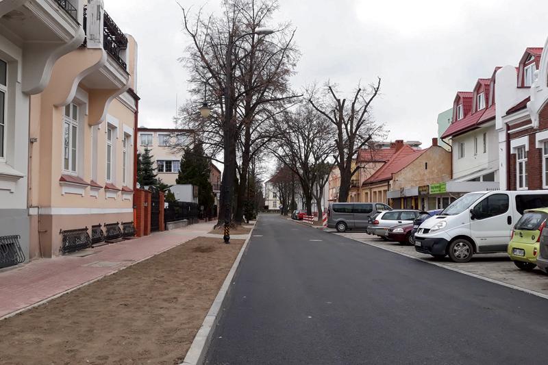 Gospodarka, Ulica Piękna - zdjęcie, fotografia