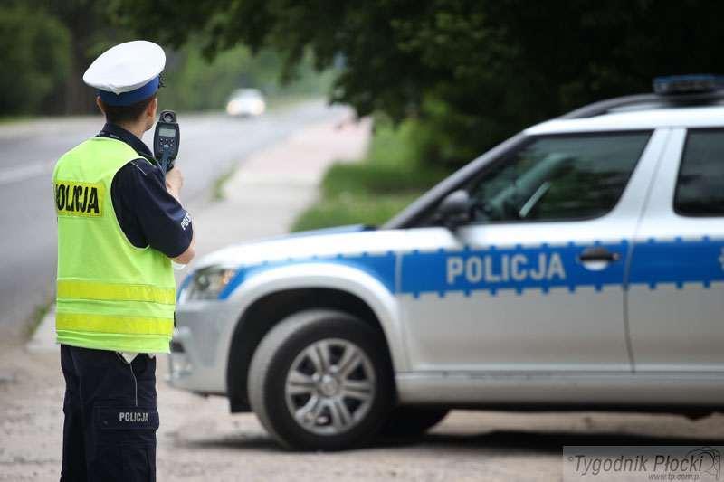 Wiadomości, Kaskadowy pomiar prędkości - zdjęcie, fotografia