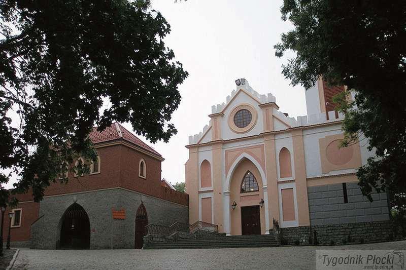 Gostynin - powiat gostyniński, Gostynin otrzymał prawa miejskie - zdjęcie, fotografia