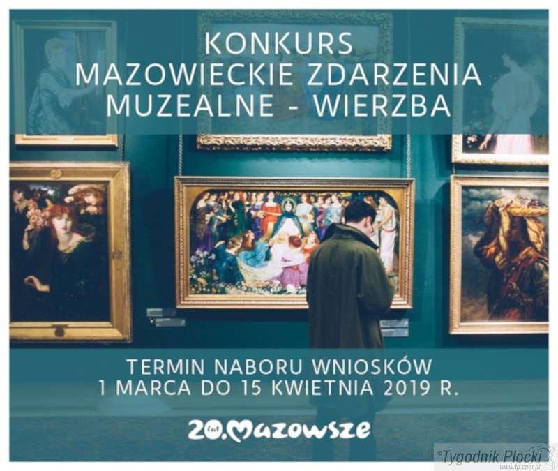 """Wiadomości, """"Mazowieckie Zdarzenie Muzealne Wierzba"""" - zdjęcie, fotografia"""