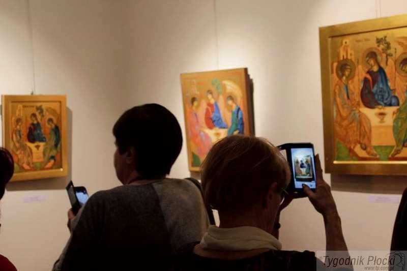 Wystawy, Ikony wielkopostne wielkanocne Muzeum Diecezjalnym - zdjęcie, fotografia