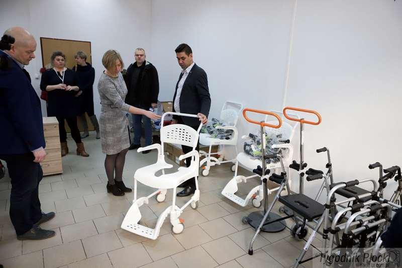 Szpital, Wypożyczalnia sprzętu medycznego - zdjęcie, fotografia