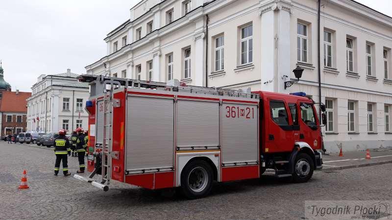 Kronika policyjna, Kolejny alarm bombowy sądzie - zdjęcie, fotografia